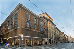 milano, palazzina centro storico via dei bossi