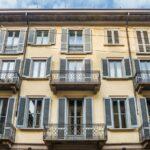 Attico Montenapoleone - Facciata palazzina