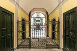 Attico Montenapoleone - Ingresso esterno